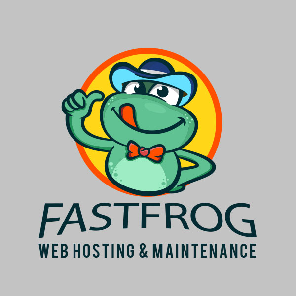 Fast Frog Web Hosting and Website Maintenance